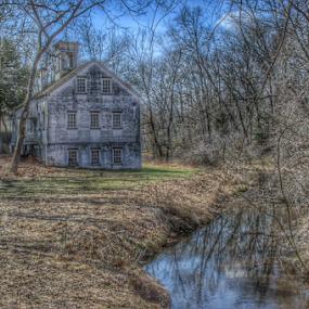 HDR Allaire State Park NJ by Steve Friedman - Buildings & Architecture Public & Historical ( allaire village, hdr, landscape photography, historical, scenic,  )