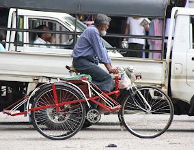 Photo: Year 2 Day 54 - Rickshaw in Yangon