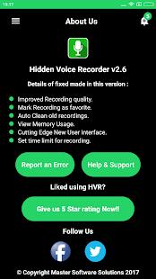 Hidden Voice Recorder 8