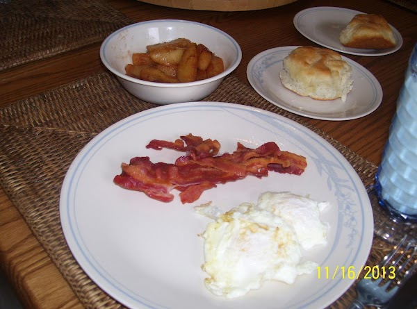Good Eating in the Mornings!  Healthy Breakfast Southern Style.