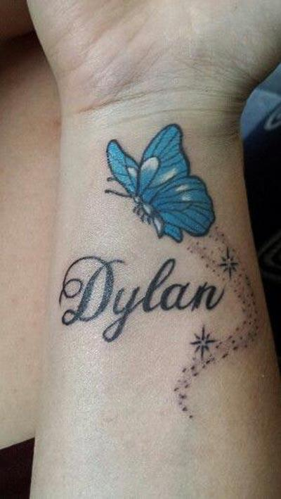 Name Tattoos Ideas Screenshot