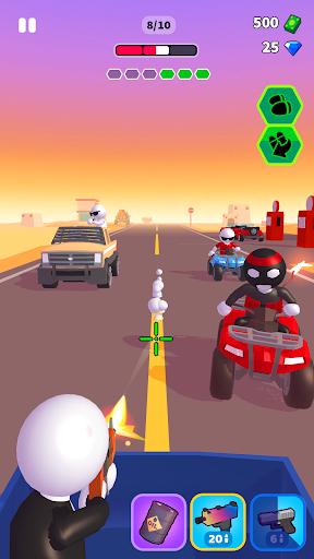 Rage Road screenshot 2