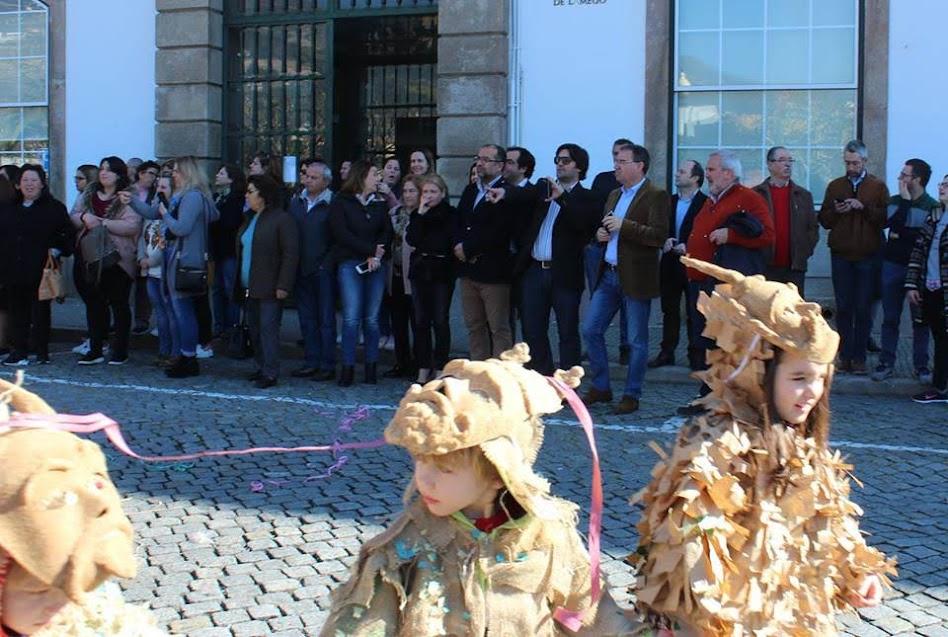 Entrudo de Lazarim inspirou Desfile de Carnaval em Lamego