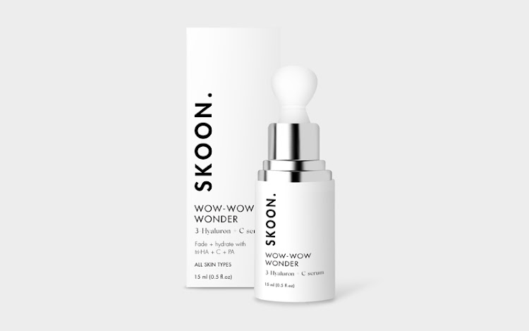 Skoon Wow-Wow Wonder Hydrating Serum, 15ml, R500.