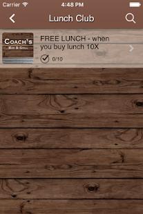 Coach's Bar & Grill - náhled