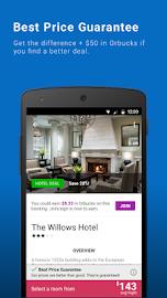 Orbitz - Flights, Hotels, Cars Screenshot 2