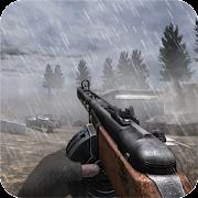 World War 2 Battleground Survival Winter Shooter