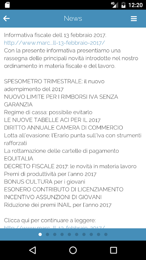 Studio Ansaldi & Associati- screenshot