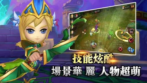 狂暴召喚:英雄覺醒  captures d'écran 2