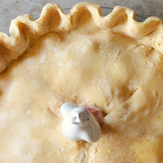 Flaky Sour Cream Pie Crust