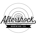 Logo for Aftershock Brewing Co.
