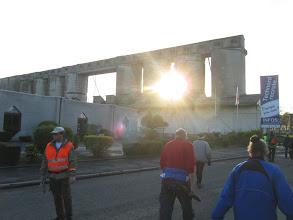 Photo: en daar isze dan, de zon