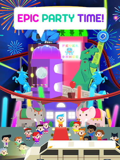Epic Party Clicker - Throw Epic Dance Parties!  screenshots 12