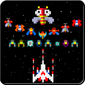 Galaga Shooter - Space Attack