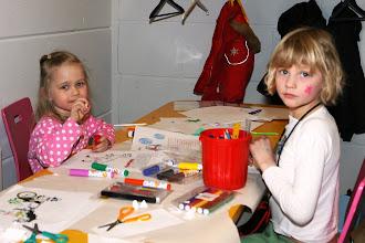 Photo: Ravinaiset uudistivat Lappeen raviradan lasten leikkihuoneen.