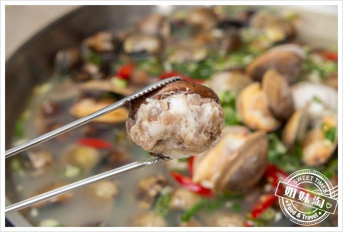 春囍打邊爐菜單冬菇鑲肉丸