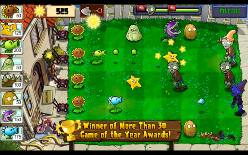 download game plant vs zombie android apk