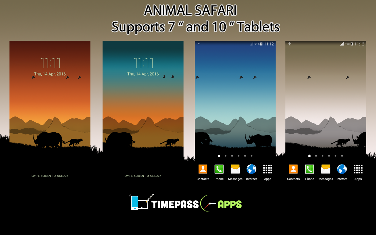 day evening & night live lock - android apps on google play