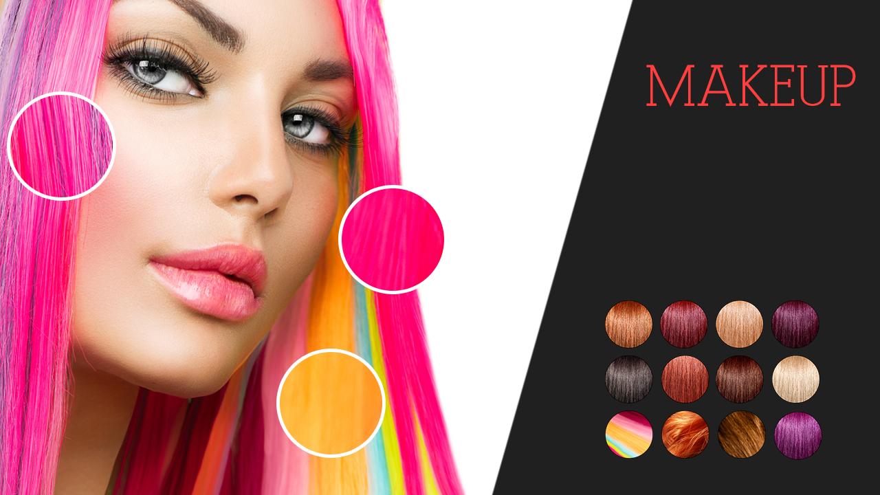 animated makeup wallpaper - photo #15