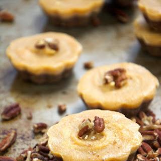 {No Bake} Pecan Pumpkin Pie Bites