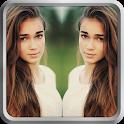 Mirror Photo Editor: Collage Maker & Selfie Camera icon
