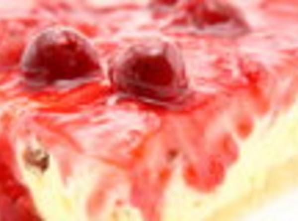 Cherry Cream Cheese Dessert Recipe