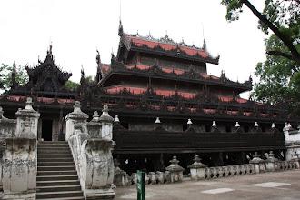 Photo: Year 2 Day 55 - The Shwenandaw Kyaung (Wooden Monastery)