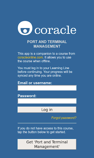 Ports and Terminal Management