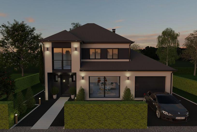 Vente Terrain + Maison - Terrain : 500m² - Maison : 128m² à Dammartin-en-Goële (77230)