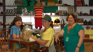 Photo: Ladies manning the Old Timer's General Store