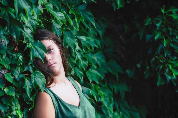 La verde età di Barbara Surimi