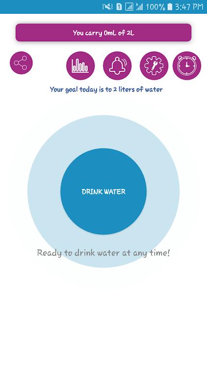 Drink Water App – (Android Uygulamalar) — AppAgg