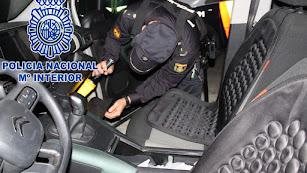 Registro de la Policía Nacional.