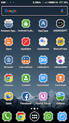 Merlin Icon Pack APK screenshot thumbnail 4