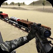 Train Attack Sniper Shooter 3D