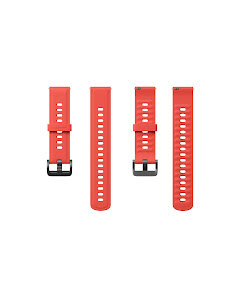 Amazfit Strap 22mm Coral red