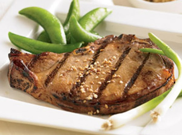 Korean Bbq Pork Chops Recipe