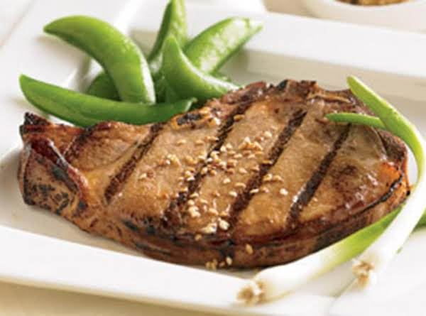 how to cook bbq pork chops