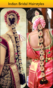 Indian bridal hairstyles android apps on google play indian bridal hairstyles screenshot thumbnail junglespirit Image collections