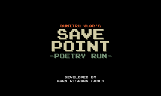Save Point - Poetry Run