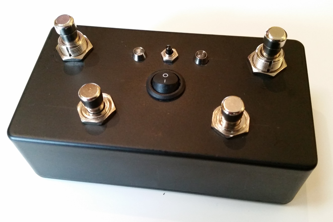 Alistairs pedal