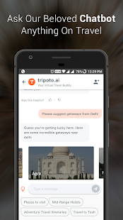 Tripoto Travel App: Plan Trips- screenshot thumbnail