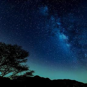 Hidden Beauty of our Galaxy by Ramakrishnan Sundaresan - Landscapes Deserts (  )