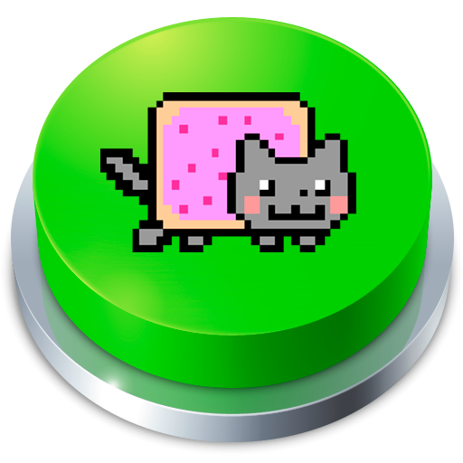 Nyan Cat Button