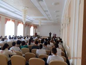 Photo: Пермь. Лекция в Медицинской академии