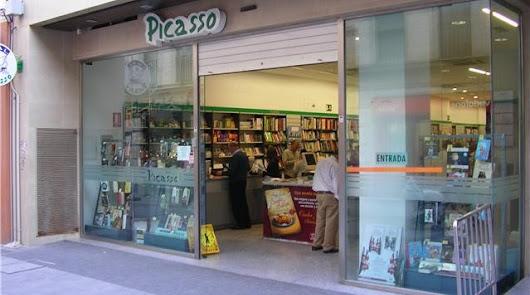 La crisis paraliza la compra de Librerías Picasso por parte de la Casa del Libro