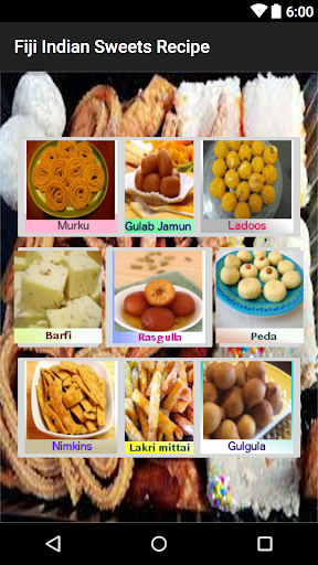 Fiji Indian Sweet Recipe