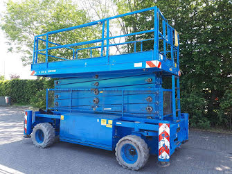 Picture of a HOLLAND LIFT HL-220 D25 4WD/P/N