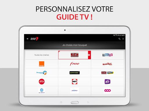 Télé 7 – Programme TV & Replay screenshot 13