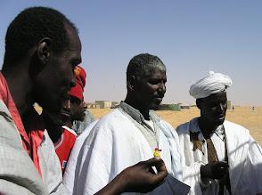 Photo: po drodze do Nouakchott z wizytą w wiosce rybackiej nad Oceanem Atlantyckim